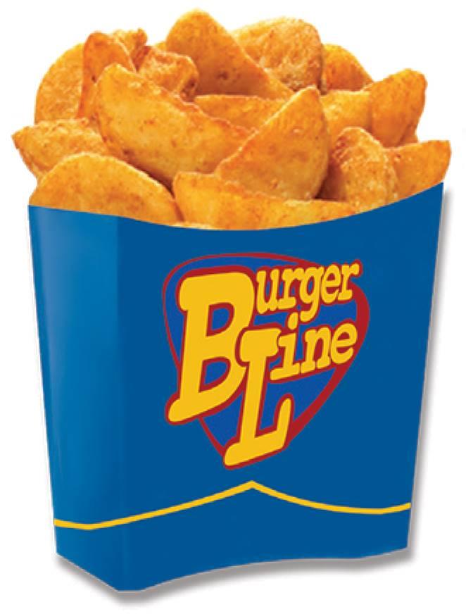 Wedges Fries
